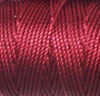 Red C-Lon Tex 400 Bead Cord