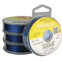 Griffin Jewelry Silk Bead Cord Spool
